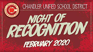 CUSD Night of Recognition 2020