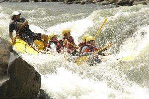Rafting again