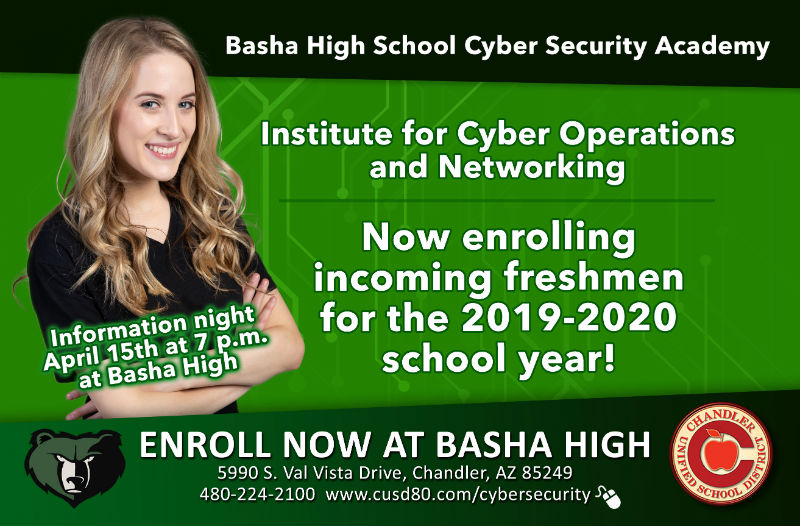 Basha High School Cyber Academy