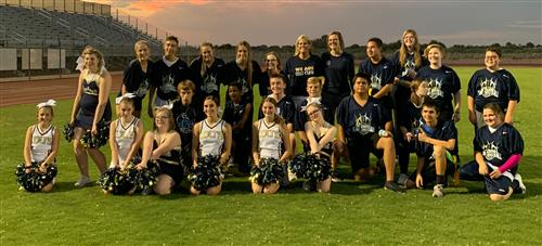 Flag Football & Cheer
