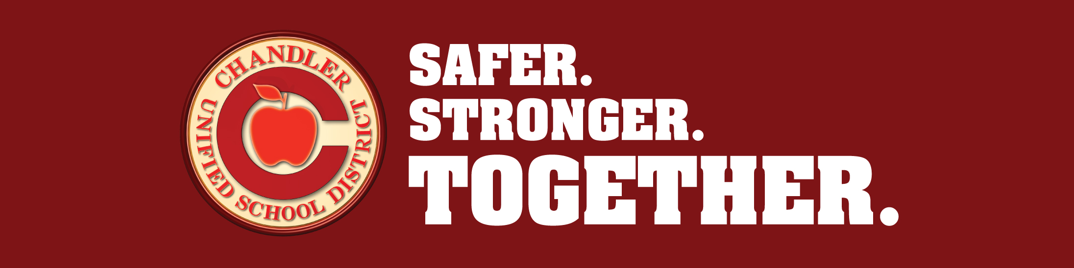 Safer. Stronger. Together