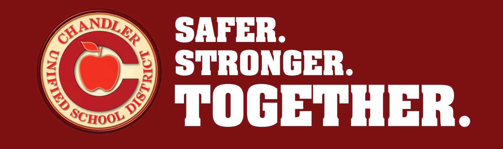 Safer Stronger Together