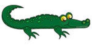 Gator crawling