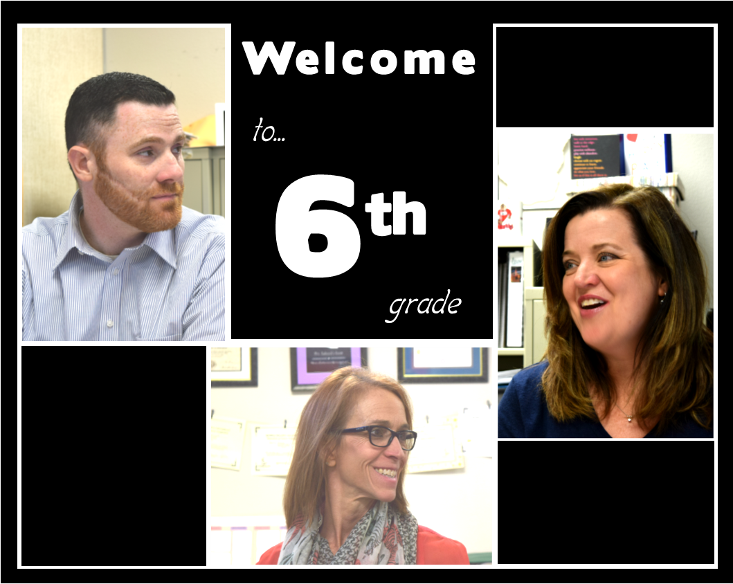 6th Grade / Welcome