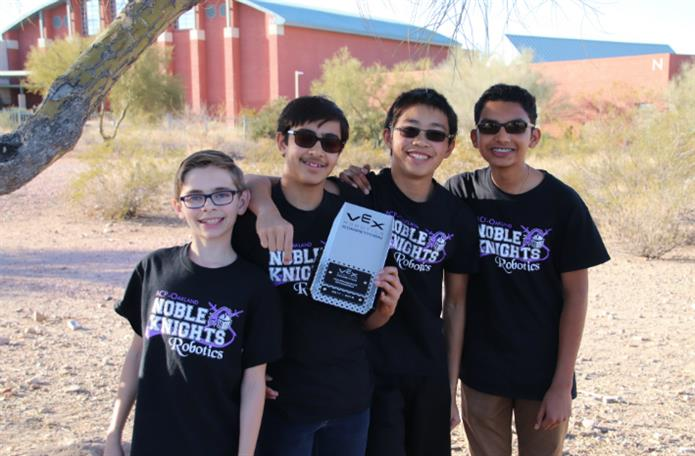 Noble Knights Robotics Team