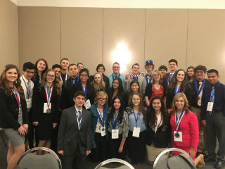 Basha High DECA Program