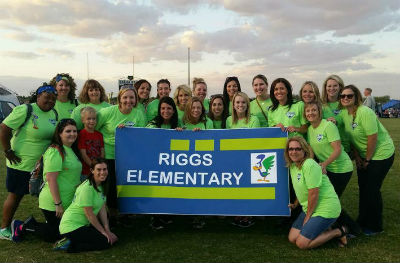 Riggs Relay for Life Team
