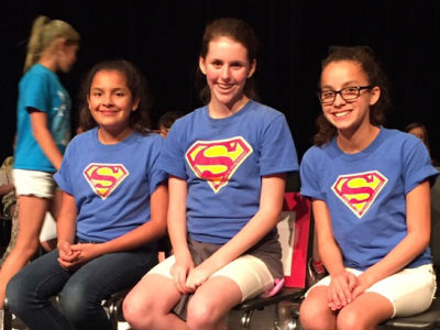 Shumway's Battle of the Books Team