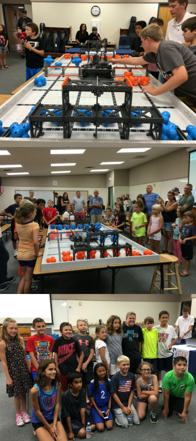 Riggs Weekend Robotics Club