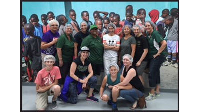 Basha High School, Feed My Starving Children