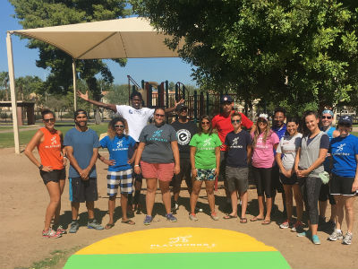 Playworks Beautification Project