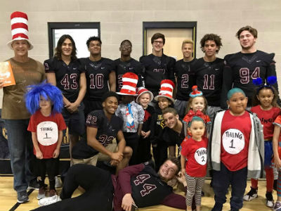 HHS Read Across America