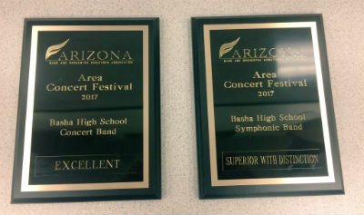 Basha High Band Awards at ADOBA 2017