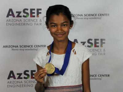 Azsef prizes for kids