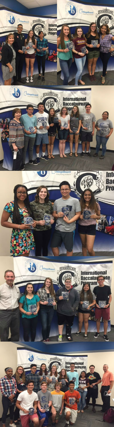 International Baccalaureate Middle Years Program Completers