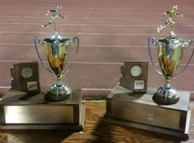 The CHS Girls and Boys Track Teams