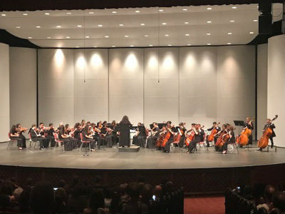 CHS's Symphonic and Chamber Orchestras
