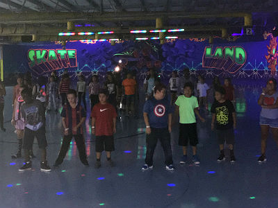 Student Council Skate Night