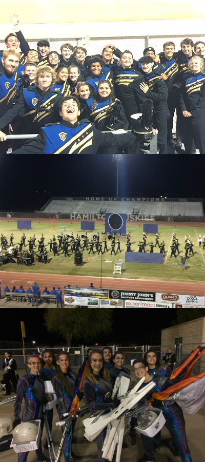 CHS Wolfpack Marching Band