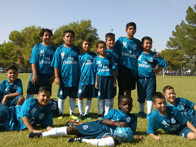 Free Soccer League with the Si Se Puede Foundation