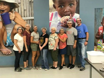 CTA Goodman Staff at Feed My Starving Children