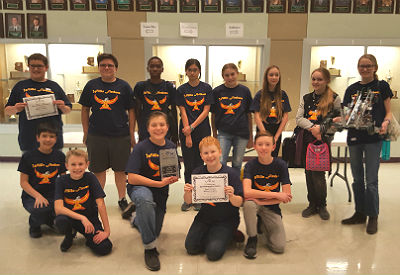 Willis Firebots VEX Robotics Team