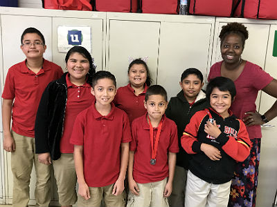 Galveston Elementary Robotics Club