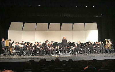 HHS Band Aboda Fall Concert