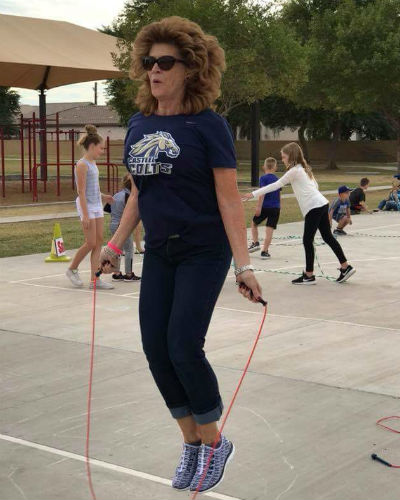 Riggs Jump Rope for Heart