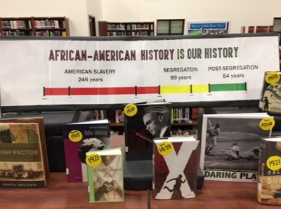African American History display