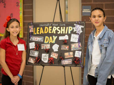 Leadership Day at Shumway
