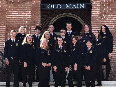 Basha High FFA