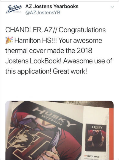 About our school brags our honors awards and special programs hamilton yearbook yadclub Choice Image