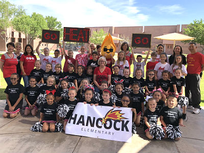 Hancock Elementary, A+ School of Excellence