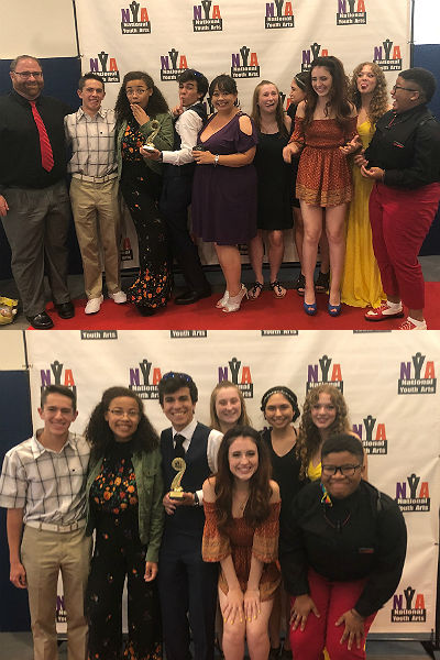 National Youth Arts Award Winners and Nominees