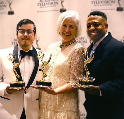 CUSD Brings Home Four Emmys