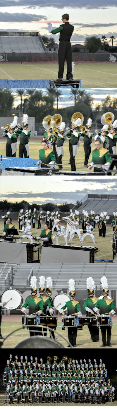 The Basha Band Regiment