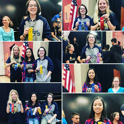 Junior High Science Olympiad Team