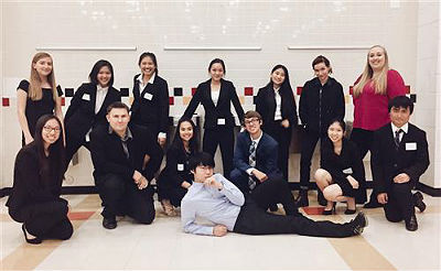 Hamilton Academic Decathlon