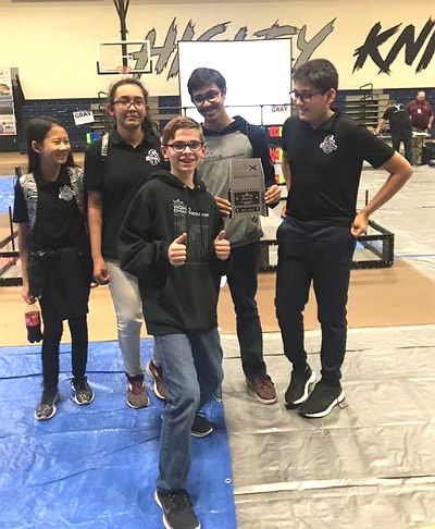 ACP Oakland Robotics Team