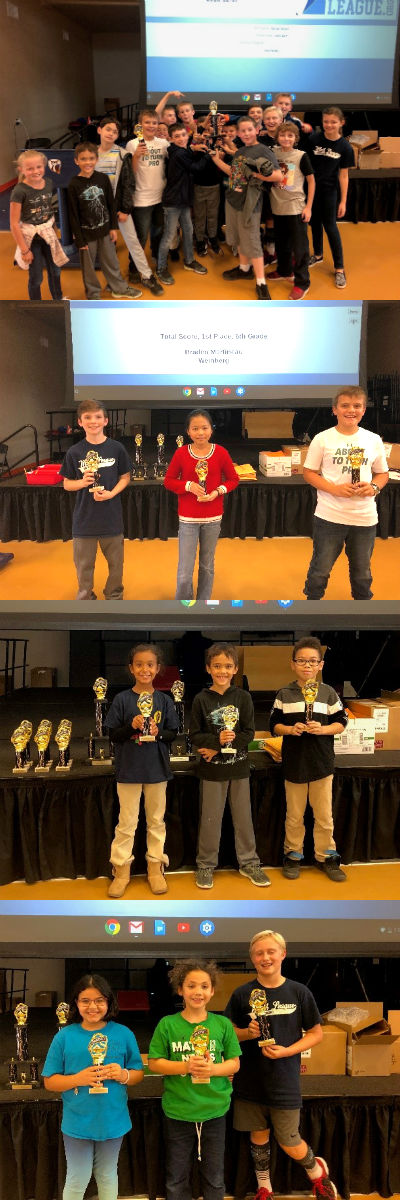 Regional Mathleague Competition