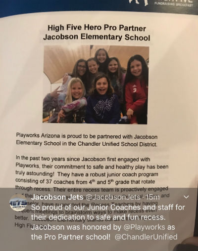 Jacobson Jets