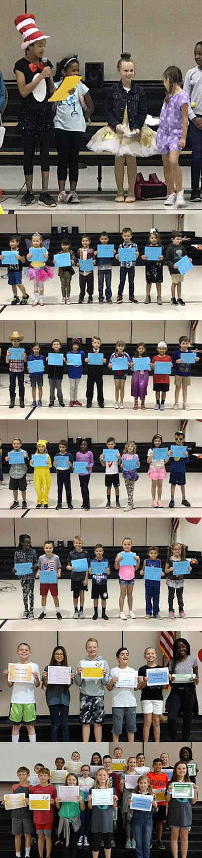 Character Counts Assembly