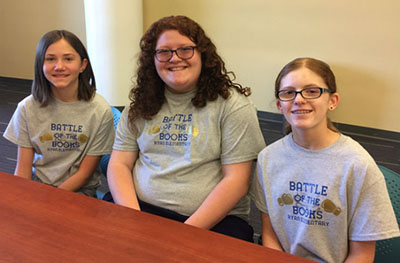 Ryan Battle of the Books Team