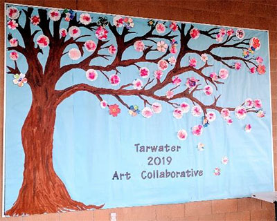 Tarwater Art Masterpiece