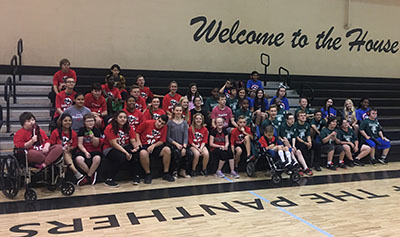 Unified Basketball team