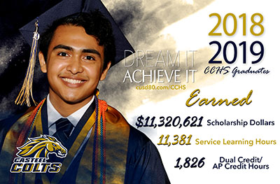 Casteel High Scholarships