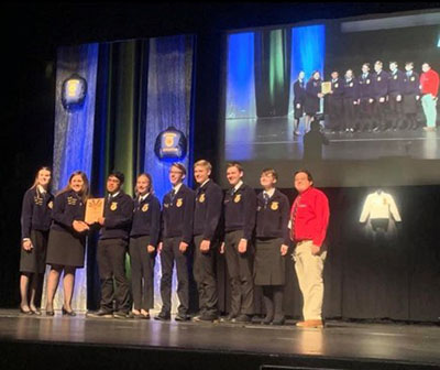 Chandler High FFA