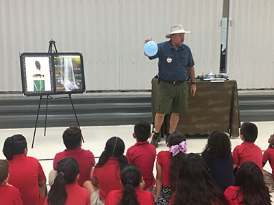 Water Conservation Assembly