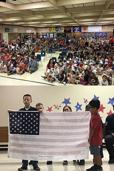 Patriot Day Assembly